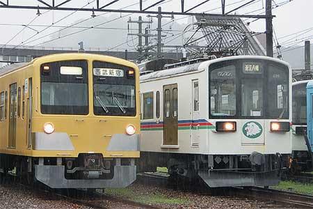 近江鉄道で220形の団体臨時列車運転と撮影会が実施される