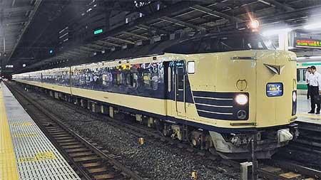 団体臨時列車「583系あおもり号で行く青森への旅」運転