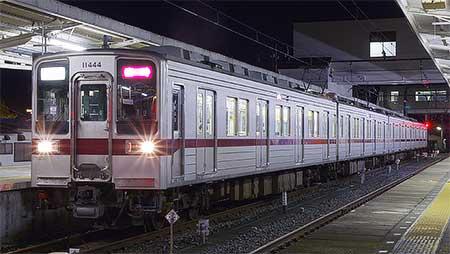 東武鉄道で「ニコニコ町会議」にともなう臨時列車