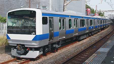 常磐線E531系が4年ぶりに新造される