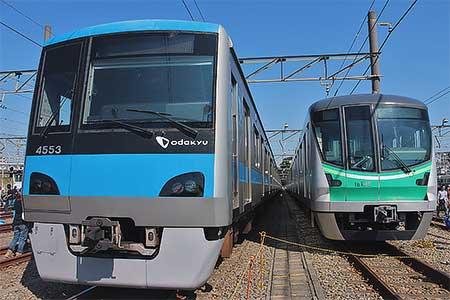 『小田急ファミリー鉄道展2014』開催