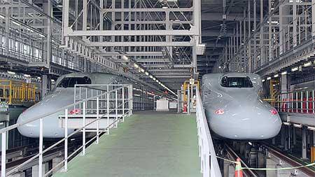 『新幹線フェスタ2014in熊本』開催