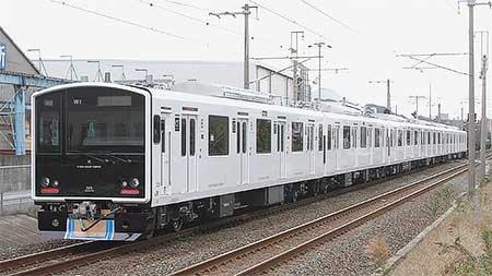 305系W1編成が唐津へ