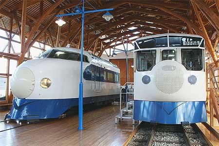 四国鉄道文化館で「鉄道ホビートレイン」の特別展示