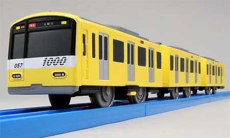 「プラレール 新1000形 KEIKYU YELLOW HAPPY TRAIN(京急イエローハッピートレイン)」発売