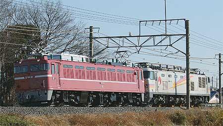 EF510-509が東新潟機関区へ