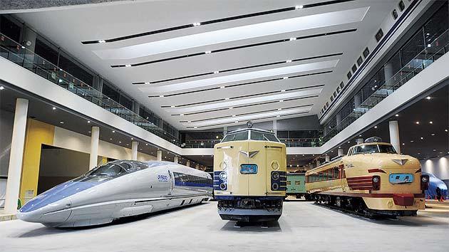 京都鉄道博物館,2016年4月29日にオープン
