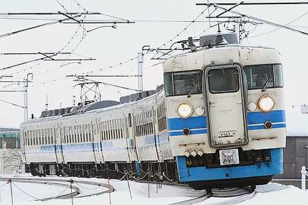 475系が北陸本線から引退