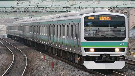 E231系マト118・マト119編成が営業運転を開始