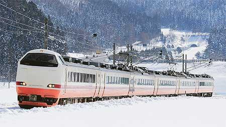 団体臨時列車「さよなら『あいづライナー485系』」運転