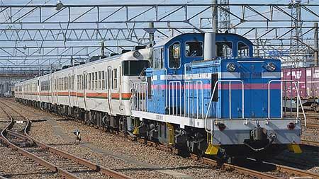 キハ47・キハ48が東港へ|鉄道ニ...