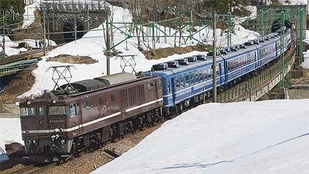 12系6両が新津へ