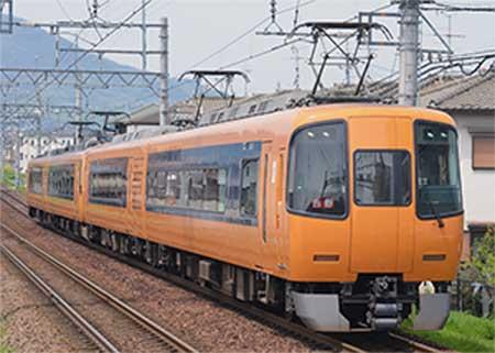 近鉄16400系が車体更新を終えて運用復帰