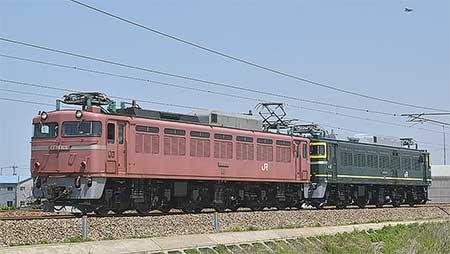EF81 103が京都鉄道博物館へ