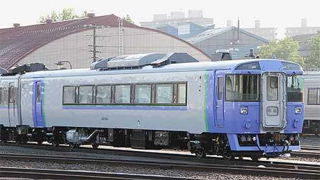 キハ183系6000番台に変化