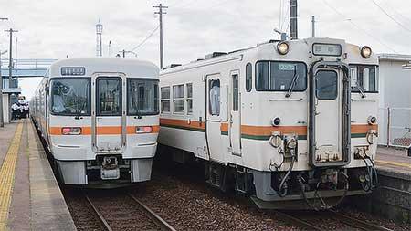 高山本線からキハ40系が引退