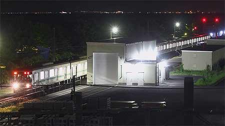 東京メトロ06系が新木場へ