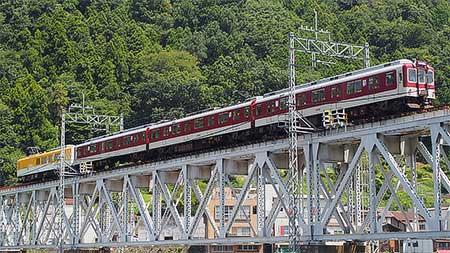 南大阪線・吉野線で「はかるくん」による検測