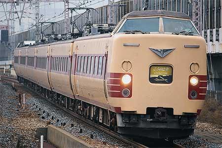 381系が関西地区の定期運用から離脱