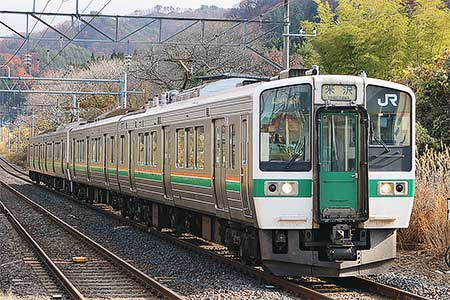 奥羽本線で車輪空転対策の増結運転を開始