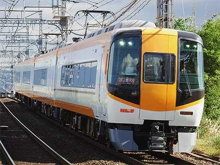 近鉄22000系リニューアル車両が試運転