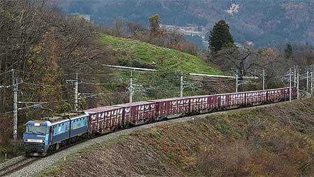 「イオン・サッポロ」専用列車運転