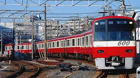 京急車の京成本線運用が復活