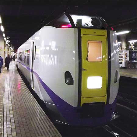 キハ261系1000番台新塗装車が営業運転を開始