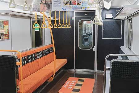 近鉄2610系に大幅な内装更新車が登場
