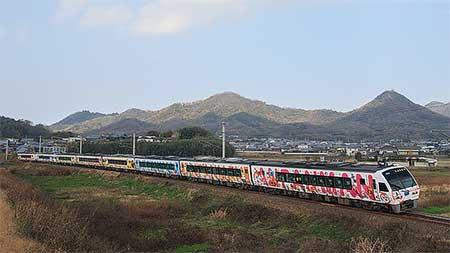 JR四国各線で年末年始の増結運用が始まる