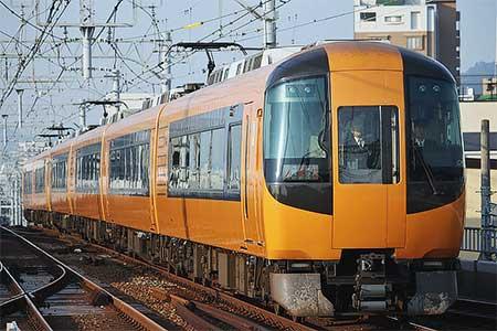 阪神・近鉄直通の新春ツアー貸切列車運転