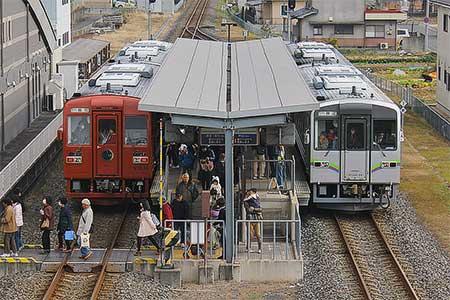 『井原鉄道ワンコインデー』開催