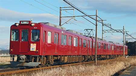 養老鉄道線で伊勢神宮初詣臨時列車を運転
