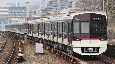 北大阪急行電鉄9000形3次車が営業運転を開始