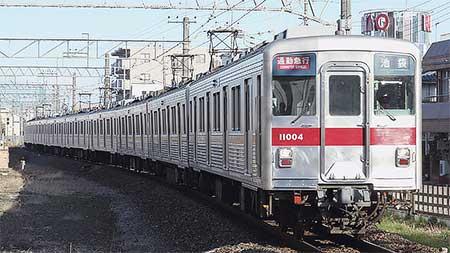 東武東上線で通勤急行の運転終了