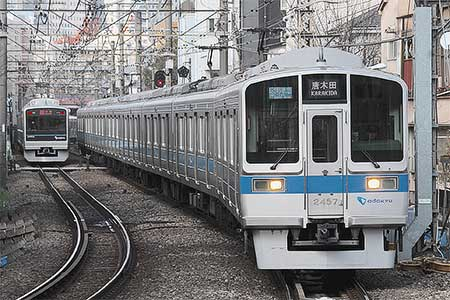 小田急の区間準急が廃止|鉄道ニュース|2016年3月26日掲載|鉄道 ...