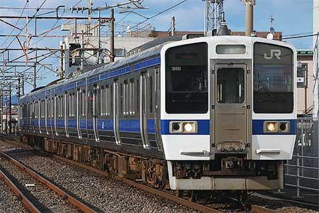 常磐線・水戸線で415系1500番台の営業運転が終了