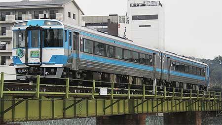 牟岐線(徳島—桑野間)が開通80周年を迎える