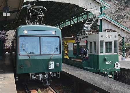 叡山電鉄で『90周年事業ファイナルイベント』開催
