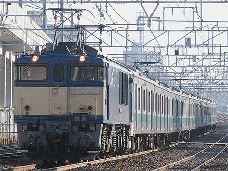 E233系2000番台マト11編成が配給輸送される 鉄道ニュース 2016年4月1 ...