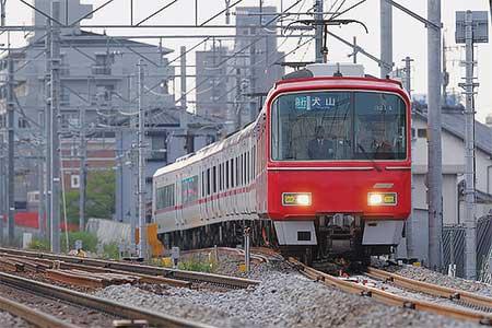 名鉄知立駅付近の名古屋本線下り線が仮線へ