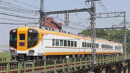 近鉄12410系第3編成が新塗装で出場