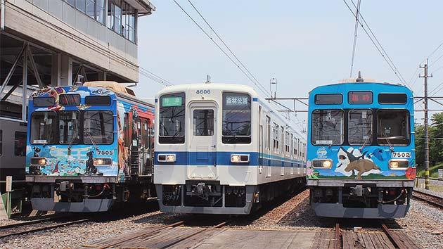 秩父鉄道で『わくわく鉄道フェスタ2016』開催