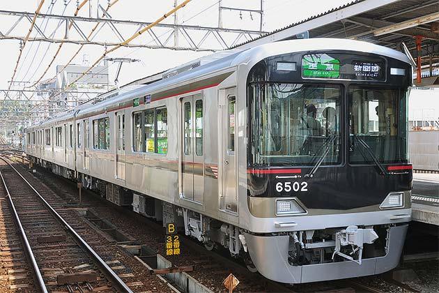 神戸電鉄6500系が営業運転を開始