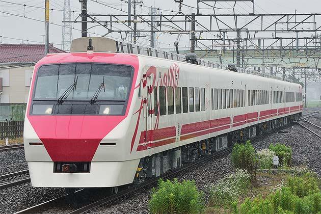 東武鉄道200系208編成が台鐵自強号「普悠瑪」デザインとなって出場