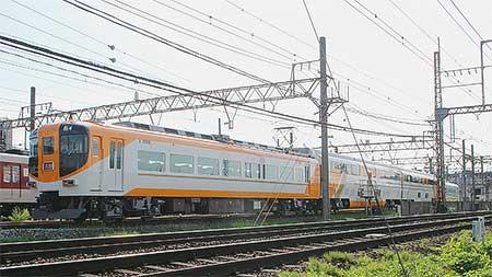 近鉄30000系「ビスタEX」の新塗装車が登場