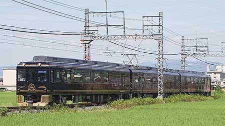 近鉄16200系「青の交響曲(シンフォニー)」が試運転を実施