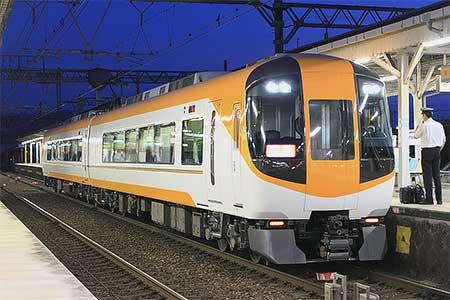 近鉄22600系「Ace」に新塗装車が登場