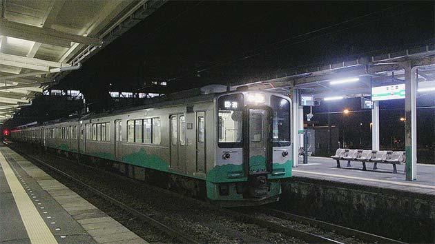 えちごトキめき鉄道ET127系が信越本線長岡以北へ乗入れ