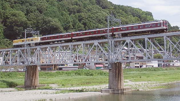 近鉄「はかるくん」が南大阪線・吉野線を検測